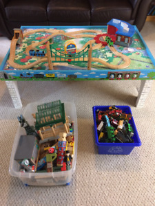 Thomas train set, willing to sell in smaller bundles
