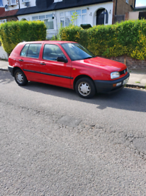 1993 VW GOLF 1.8 CL