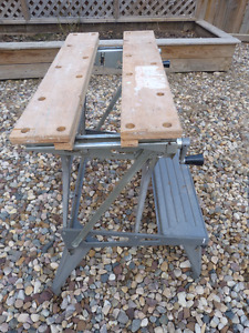 Workmate portable workbench:  $100 obo