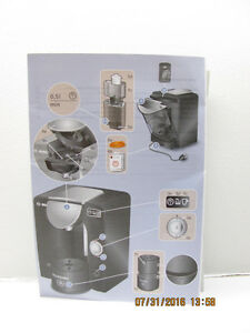 (price reduced)TASSIMO COFFEE MAKER BY BOSCH Gatineau Ottawa / Gatineau Area image 2