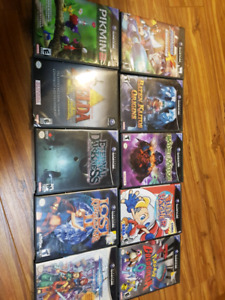 Nintendo Gamecube Games and more