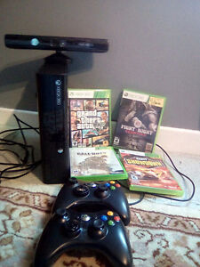 XBox360 Gen3 with kinect