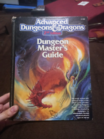 Advanced Dungeons & Dragons 2nd Edition Dungeon Master's Guide
