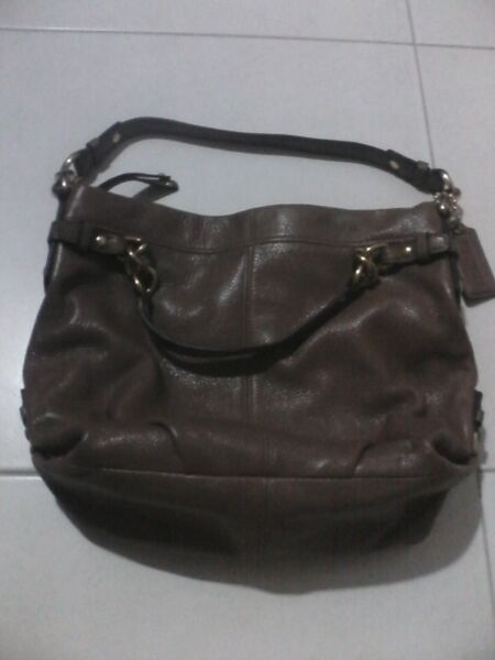 Brand New Coach Full Leather Bag