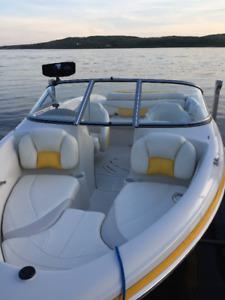 2009 Q5 Tahoe Boat