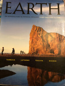 Introduction to physical Geology textbook