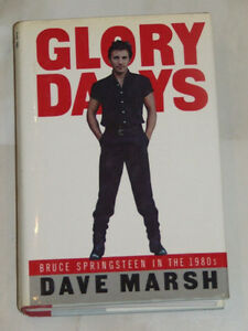 Vintage book: 'Glory Days -- Bruce Springsteen In the 1980s'