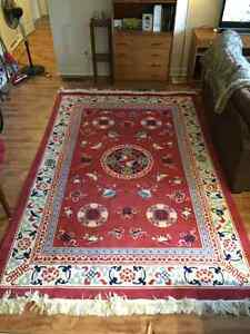 Area Rug (80in x 118in) GREAT CONDITION! London Ontario image 1