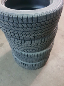 Set of four! 205/55R16 TOYO *winters*