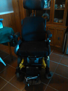 electric TDX SP wheelchair
