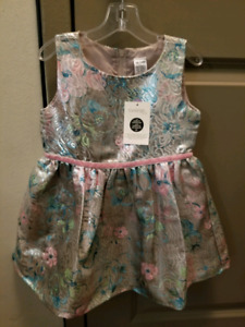 Brand New - Baby Girl's Holiday/Occasions Dress
