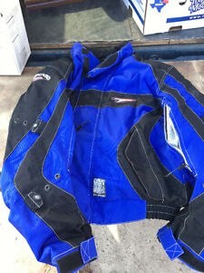 ONE NEW MOTOR BIKE PROTECTIVE JACKET