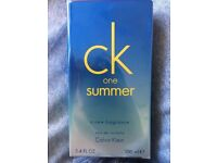 CK One Summer 2015 edition - Unwanted present