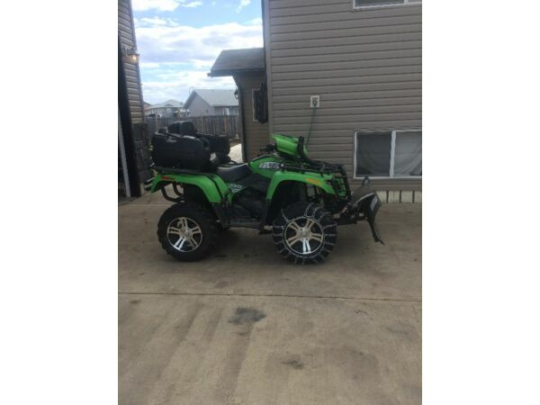 2005 Arctic Cat quad