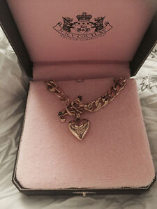 Juicy Couture Gold Plated Necklace