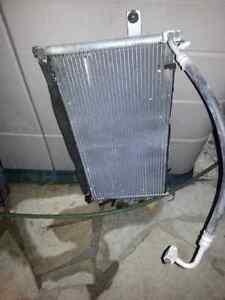 98 Nissan Frontier/Xterra A/C condenser coil