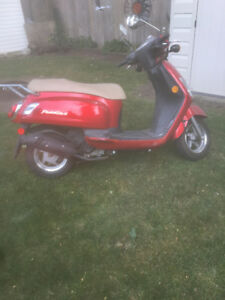 2008 FIDDLE 2 SCOOTER