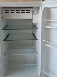 bedroom size fridge