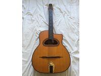 Gitaine D-500 Gypsy Jazz Guitar