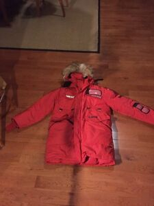 does the bay sell canada goose jackets