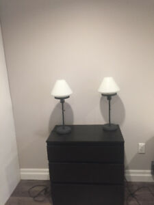 Ikea Lamps For Sale - Pair for $20 or Set of 4 for $30