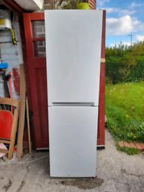 Fridge Freezer Large Capacity 50/50 A+ Rated Frost Free LED Lighting
