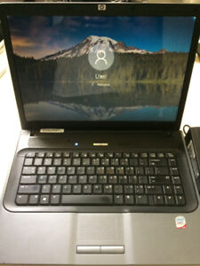 HP Compaq 530 C2D 1.8Ghz, 250Gb HD, 3Gb Ram & Win 10