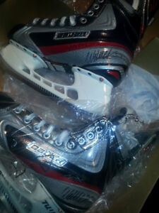 Bauer Hockey Equipment/Collectibles (Wendel Clark signed)
