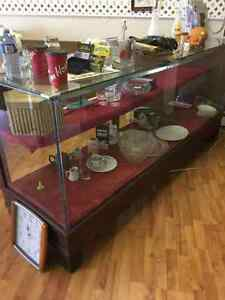 Store  glass display counter Kawartha Lakes Peterborough Area image 1