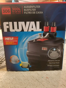 Fluval 306 FIRM PRICE brand new never opened