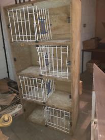 Pigeon widdowhood boxes, breeding box racing pigeon