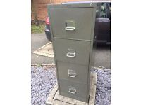 Metal Filing Cabinet Office Storage