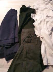Boys school uniform bundle age 7-8