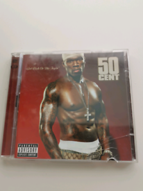 50 CENT - GET RICH OR DIE TRYIN' - CD - RAP / HIP HOP