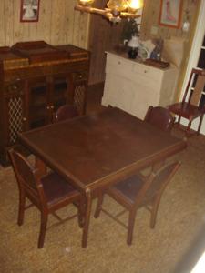 set de cuisine vintage