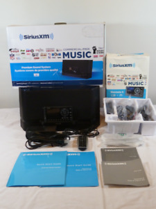 Sirius XM Premium Sound System & Starmate 8 radio/vehicle kit