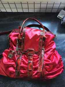 BABYPHAT red satin purse West Island Greater Montréal image 1