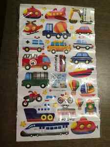 Kids room wall stickers (decals)