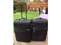 Skylite suitcases £10 each