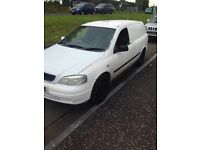 Vauxhall Astra van for swap/sale