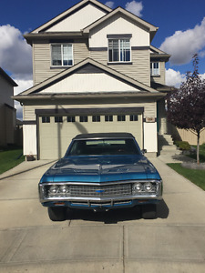 very rare mint condition 1969 IMPALA