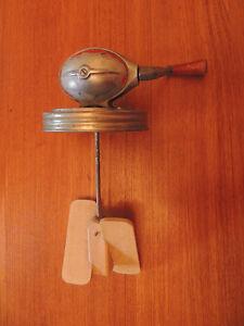1940's Dazey butter churn paddles