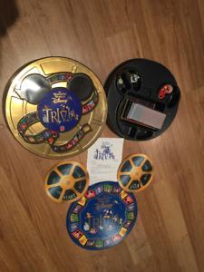 Disney Trivia Game