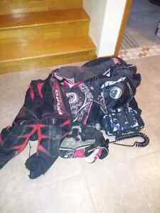 Paintball gear (best offer takes it)