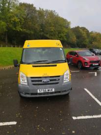 Ford Transit Minibus Converted Motorhome
