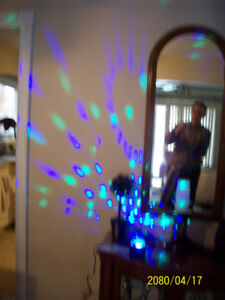 Projection lights for Halloween &  X Mas.