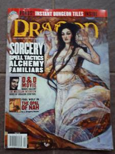 Dragon Magazines - Lot of 13