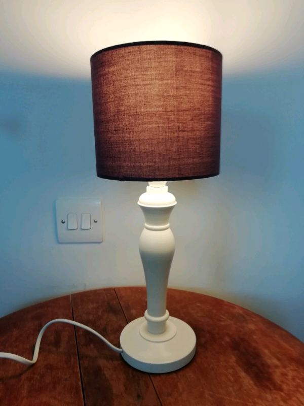 Small Vintage Shabby Chic Table Lamp In Exeter Devon Gumtree
