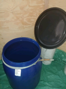 Baril 55gallons alimentaire