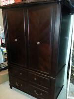 Armoire from Bombay Company